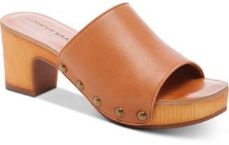 Lucky Brand Women Fineena High-Heel Wedge Sandals Women Shoes