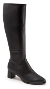Trotters Kacee Wide Calf Boot Women's Shoes