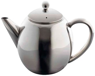 Baccarat Brillante Double Walled Teapot with Infuser 1.2L