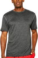 Spalding Marble Sscrew Short Sleeve Crew Neck T-Shirt