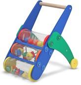 Melissa & Doug Rattle Rumble Push Toy - Ages 1+