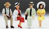 LGB American G Scale Figures, Seated