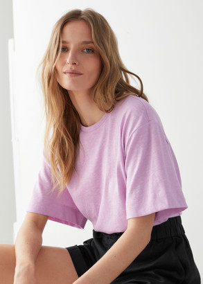 And other stories Relaxed Washed T-Shirt