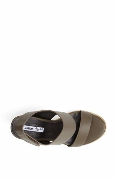 Charles David 'Oriel' Sandal