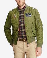 Polo Ralph Lauren Men's Iconic Ma-1 Bomber Jacket