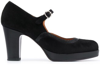 Chie Mihara Mary-Jane Leather Pump