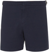 Orlebar Brown Cavrin cotton and linen-blend shorts
