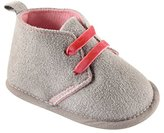 Luvable Friends Girl's Desert Boots (Infant)