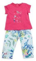 Catimini Baby's Two-Piece Top & Pants Set