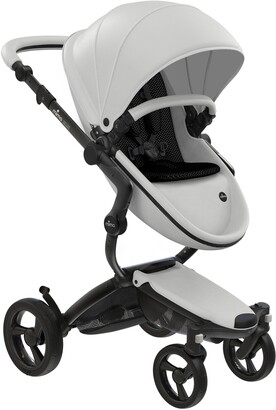 mima Xari 2020 Black Chassis Stroller with Reversible Reclining Seat & Carrycot