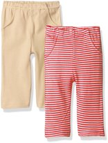 Touched by Nature Baby Organic Striped Pants 2 Pack