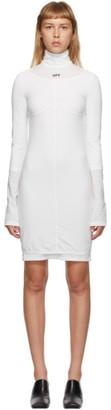 Off-White White Second Skin Dress