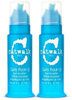 Catwalk by TIGI TIGI Curls Rock Amplifier 4 oz- 2 pack
