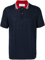 Pringle knitted polo shirt