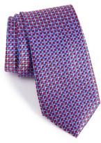 Nordstrom Men's Geo Pattern Silk Tie
