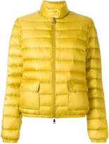 Moncler Lans padded jacket - women - Feather Down/Polyamide - 0