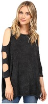 Culture Phit Lynda Cut Out Top Women's Clothing