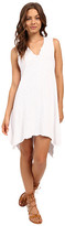 Culture Phit Rae Oversized Sleeveless Dress with Front Slit