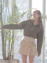 Wardrobe Safari Pocket Blouse_khaki