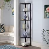 Andover Mills Archibald Corner Bookcase