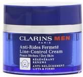 Clarins Line-Control Cream Dry Skin Care, 1.7 Ounce