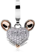 Theo Fennell Woodland Mouse Charm