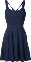 Jay Godfrey sleeveless pleated dress - women - Viscose/Polyester - XS