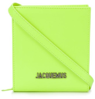 Jacquemus Gadjo strapped wallet