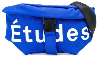 Études Logo Print Belt Bag
