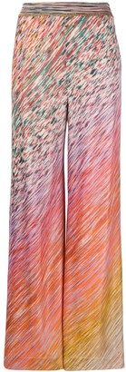 Missoni Color-Twister Wide Trousers