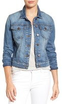 KUT from the Kloth Petite Women's Helena Denim Jacket
