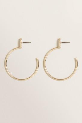 Seed Heritage Curved Earrings