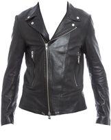 S.W.O.R.D. Black Leather Jacket