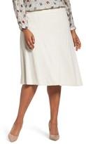 Nic+Zoe Plus Size Women's Mod Twirl Skirt