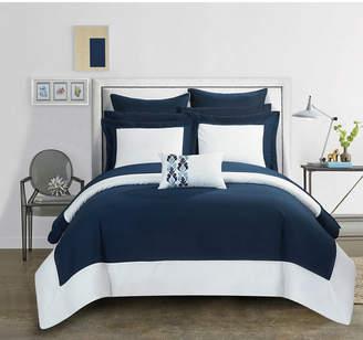 Chic Home Peninsula 7-Pc Twin Comforter Set Bedding