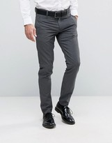 Selected Skinny Smart Pant in Houndstooth