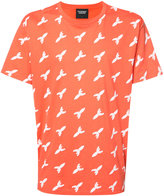 Christopher Raeburn missile print T-shirt - men - Cotton - S