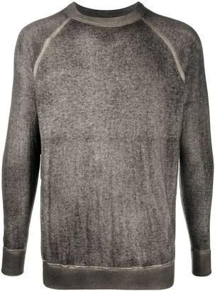 Avant Toi Cashmere Long-Sleeve Jumper