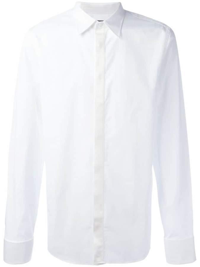 Gucci classic buttoned shirt