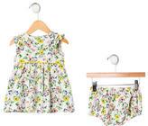 Stella McCartney Girls' Floral Print Dress Set