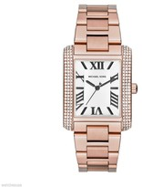 Michael Kors MK3255 Rose Gold-tone Stainless Steel Emery Bracelet Womens Watch