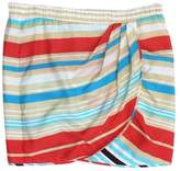 Cynthia Steffe MultiColor Striped Silk Skirt
