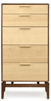 SoHo 5 Drawer Chest Copeland Furniture Color: Cherry