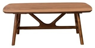 Euro Style Travis 48-inch Coffee Table