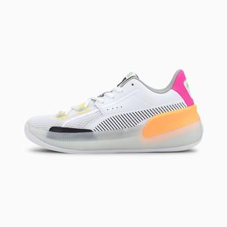 Puma Clyde Hardwood Retro Fantasy Basketball Shoes JR