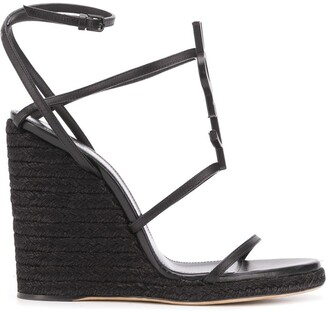 Saint Laurent Cassandra 120mm sandals