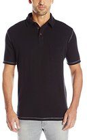 Margaritaville Men's Ss Wastin' Away Again Polo