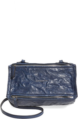 Givenchy Mini Pepe Pandora Leather Shoulder Bag