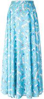 Vivetta - glove print skirt - women - Polyester/Spandex/Elastane - 40