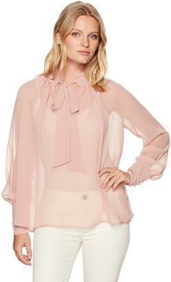 Bardot Women's Bow Tie Shirt